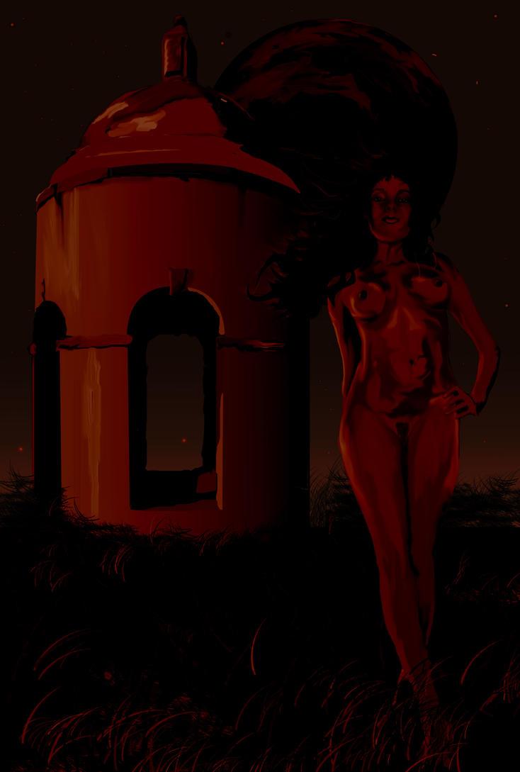Venus and Mars in Macduff by chissyart