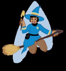 Trekkie Witch