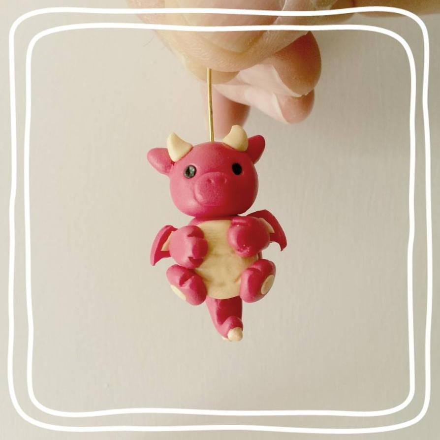 Red dragon by Yuko-tan