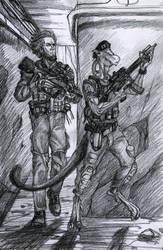 Sketch 1 by CrixusNiko