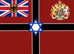 Flag of Sandria (Hetalia OC Country Info)