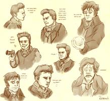 Jefferson's expressions practice by rainhowlspl