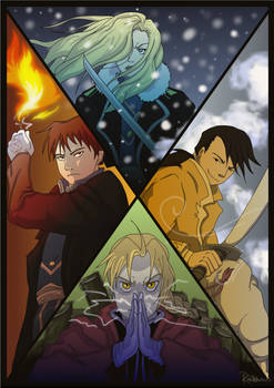 The Four Elements (FMA)