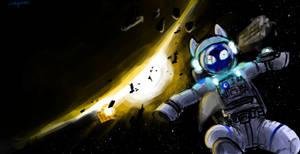 Horses In Space