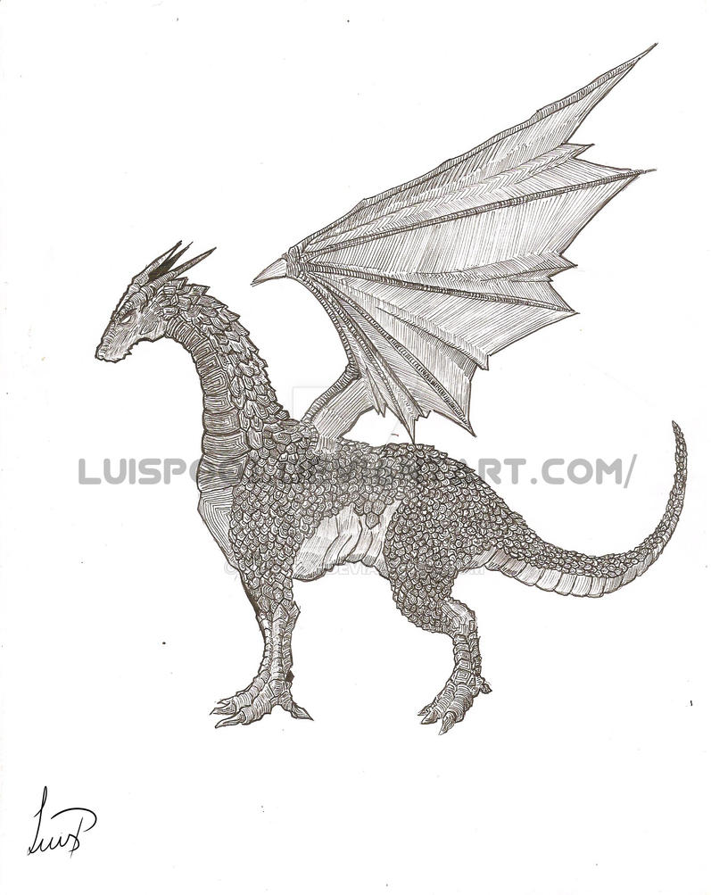 Dragon by LuisP001