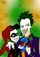 Mr J An Harley Quinn by ArtisticNaz