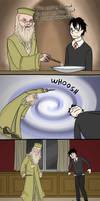 Wrong wandfight