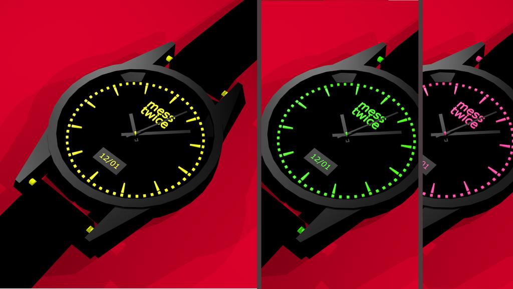 Watch 111 / Testing arrays by messtwice