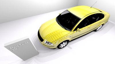 Volkswagen Passat 3D