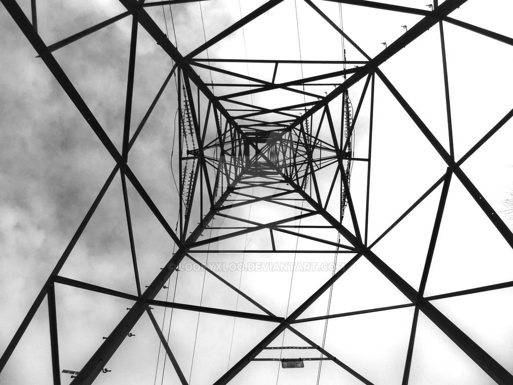 Black and white photography coursework industrial by loopyxloo