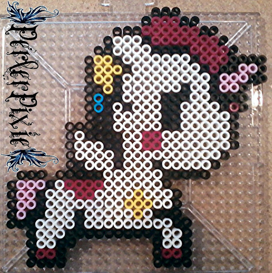 Tokidoki Unicorn by PerlerPixie