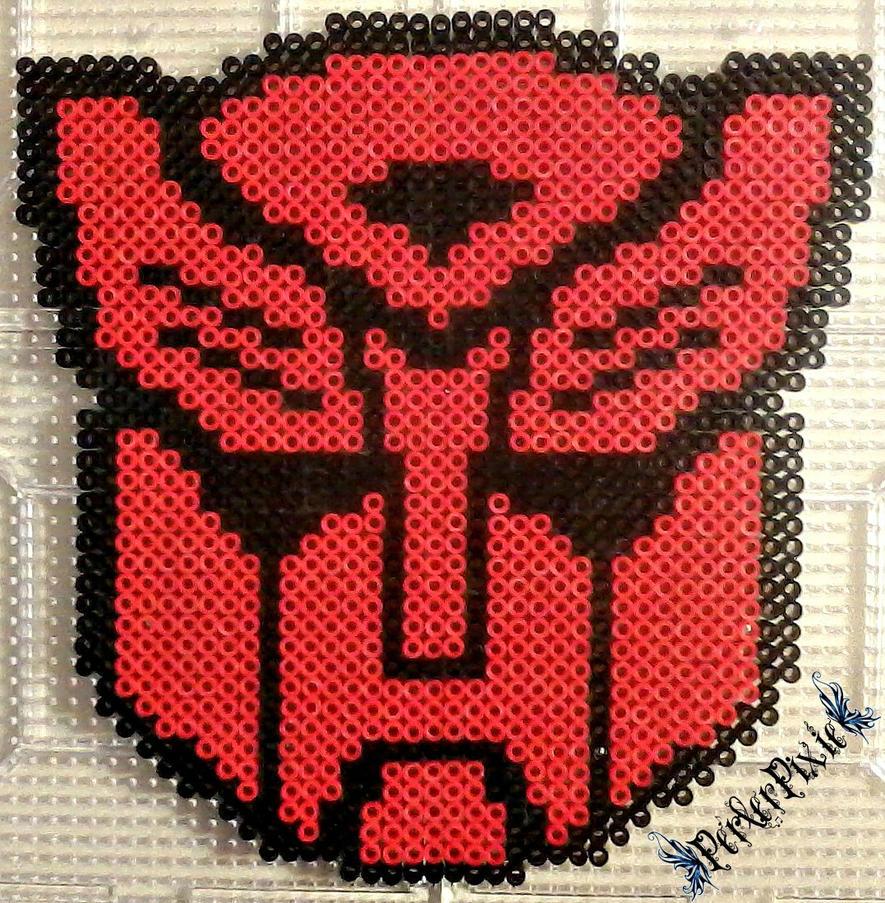 Transformers Autobots Symbol By Perlerpixie On Deviantart
