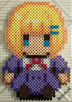 Collina Doll by PerlerPixie