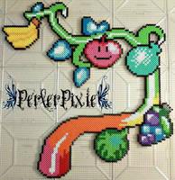 Yoshi's Story - The Super Happy Tree by PerlerPixie