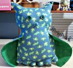 Froggie DreamOwl