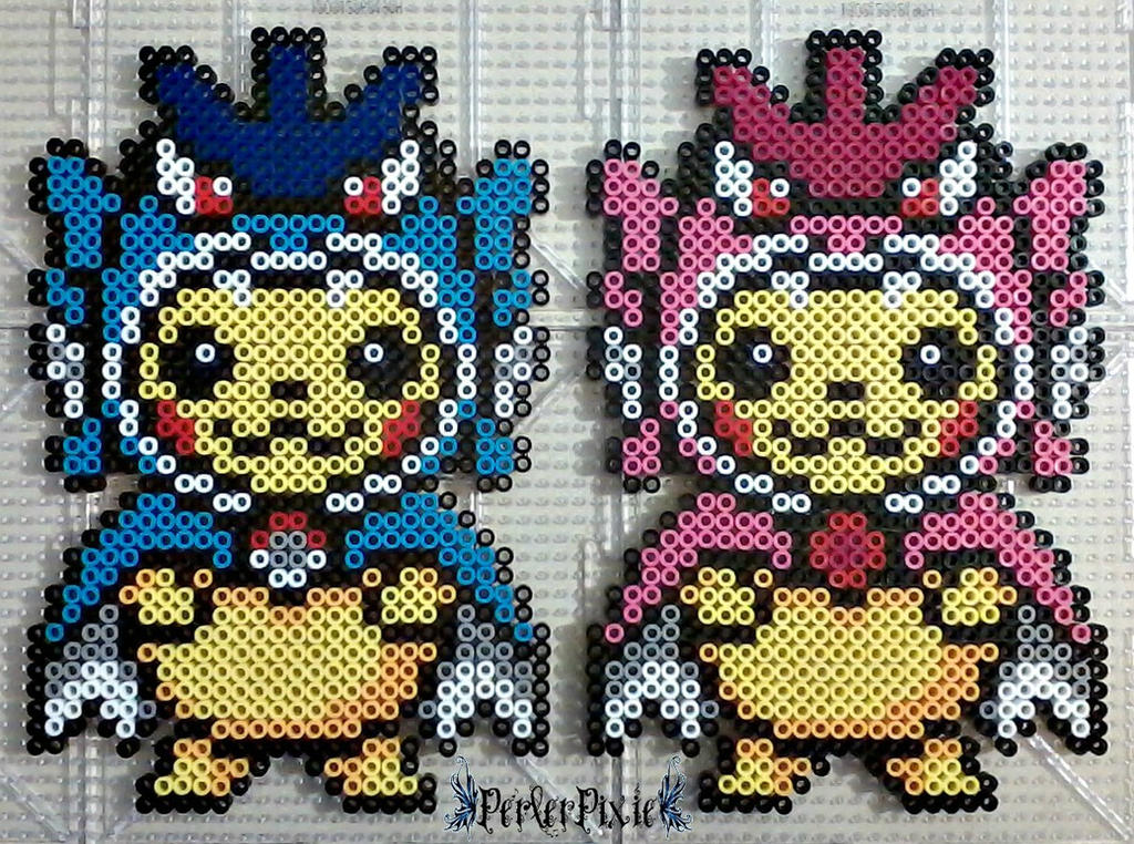 Nyan Cat Pixel Art Template By Hama-Girl On Deviantart