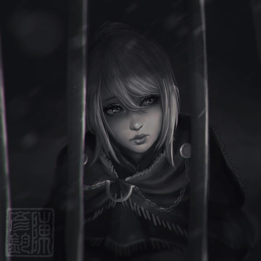 Anastacia by Sonellion