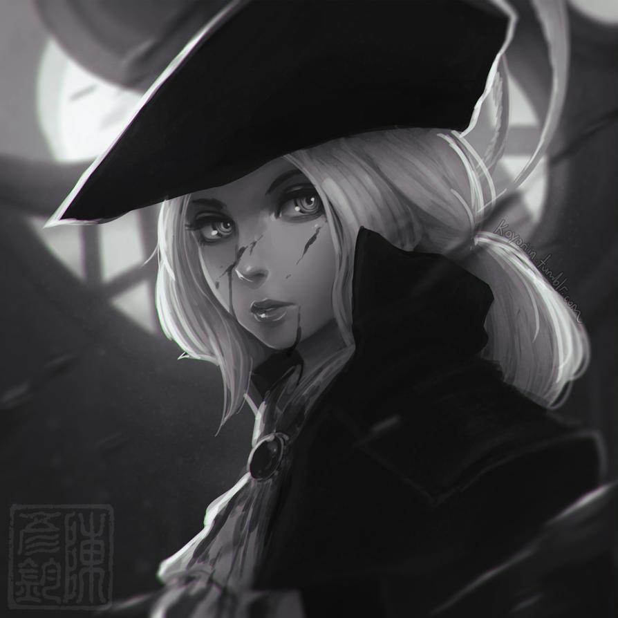 Lady Maria by Koyorin