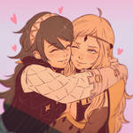 Ophelia and Soleil