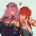 Camilla and Hinoka