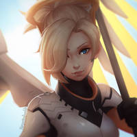 Mercy by Koyorin