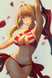 Nero Caster by Koyorin