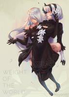 Weight of the World by Koyorin