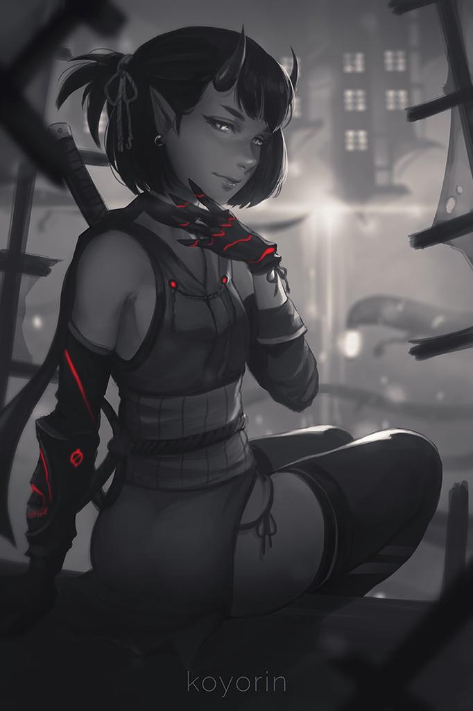 Assassin 2 by Koyorin