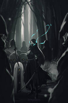 Ember - Slayer by Koyorin