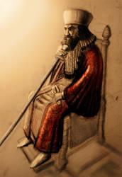King of kings by LukaTrkanjec