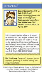 Deviant ID Card