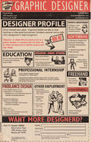 My Resume by ChuckDLay