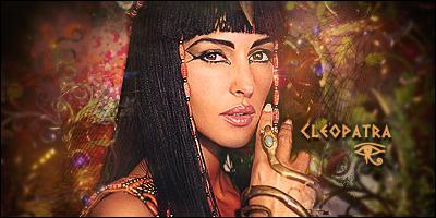 Cleopatra Asterix