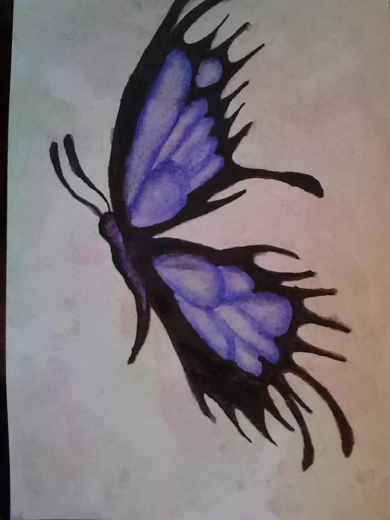butterfly by Atlantean-chick