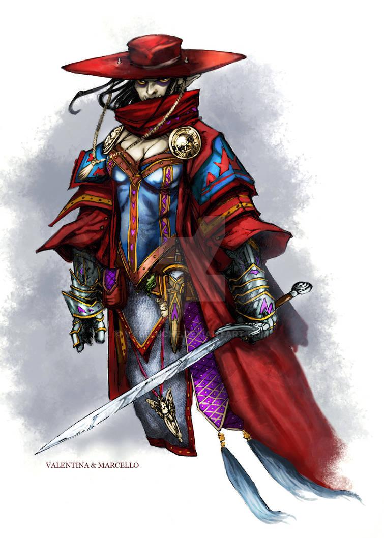 Inquisitor_pg_pathfinder by ValeLuche