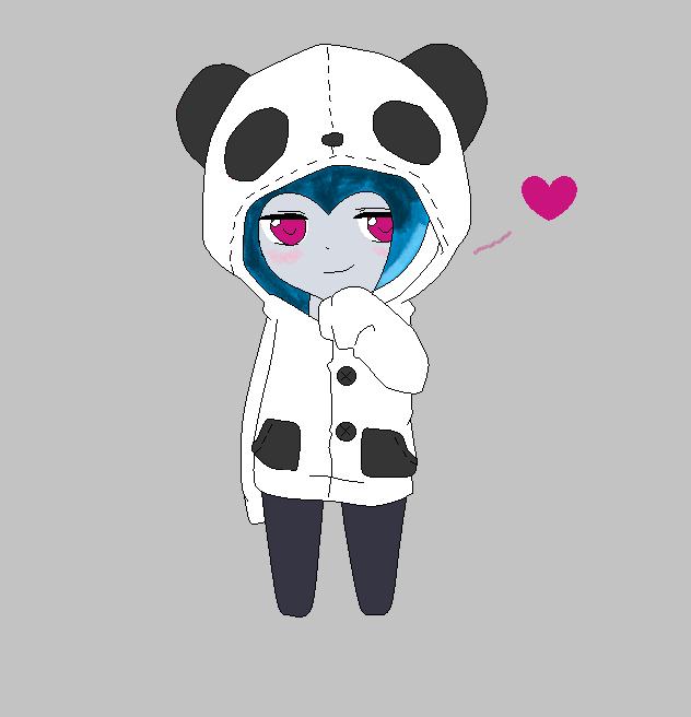 AT: Chibi Panda By BowChickaBowWow1 On DeviantArt