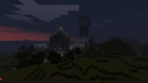 my castle i made in minecraft by chappy-rukia