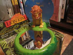 the lion king talk n view pond from 1994