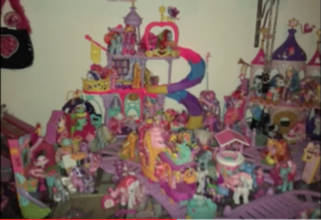 1/8th of my my little pony collection 2016 by chappy-rukia