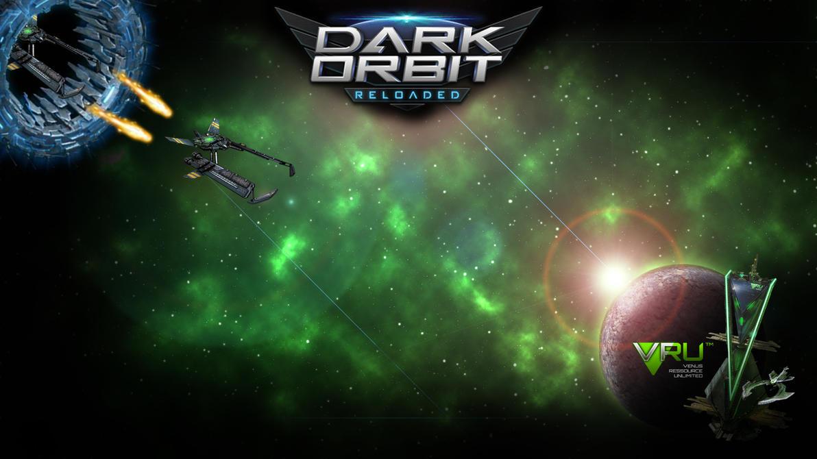 Darkorbit VRU Wallpaper By Deltenko