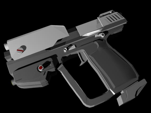 Halo Reach M6 Magnum (update 3) by Gecko1izard on DeviantArt