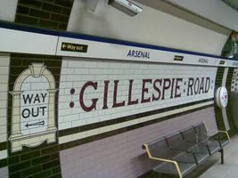 Gillespie Road