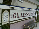 Gillespie Road by CJSutcliffe