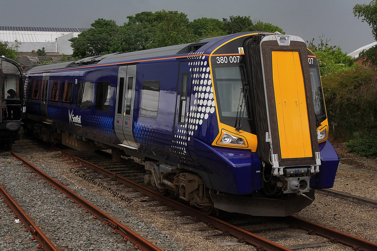 The Class 380 by CJSutcliffe