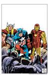 Kirby Avengers