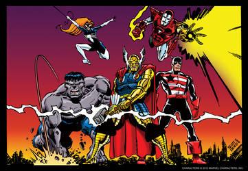 Marvel 1984