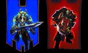 alliance vs horde