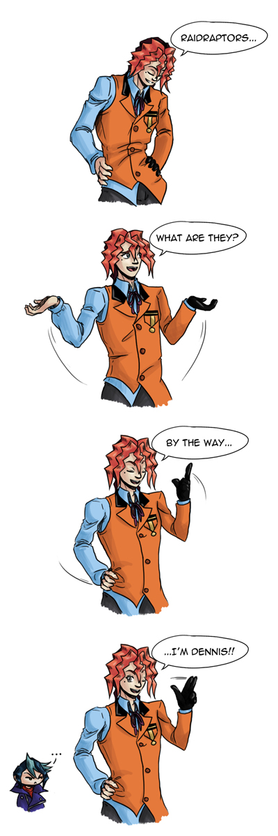 Another Stupid Arc-V Comic by SailorAnime