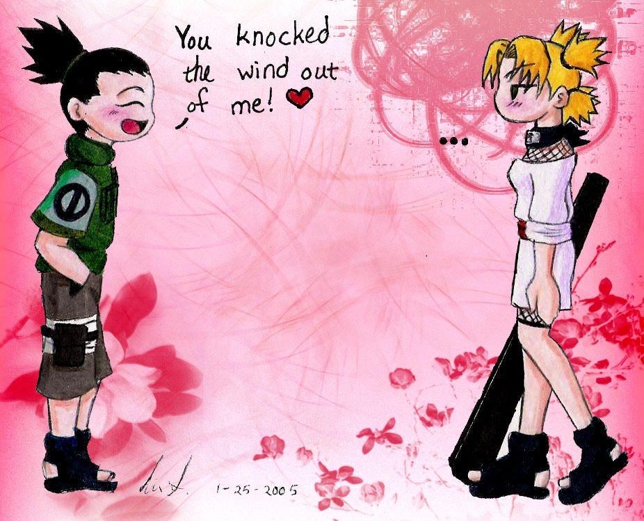 Shikamaru's Taken, Ladies by SailorAnime on DeviantArt