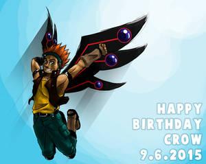 YGO - Happy Birthday Crow
